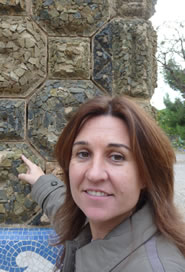 Barcelona Tour Guide: Monica